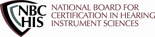 Board Certified Hearing Instrument Specialist